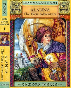 Alanna The First Adventure Tamora Pierce