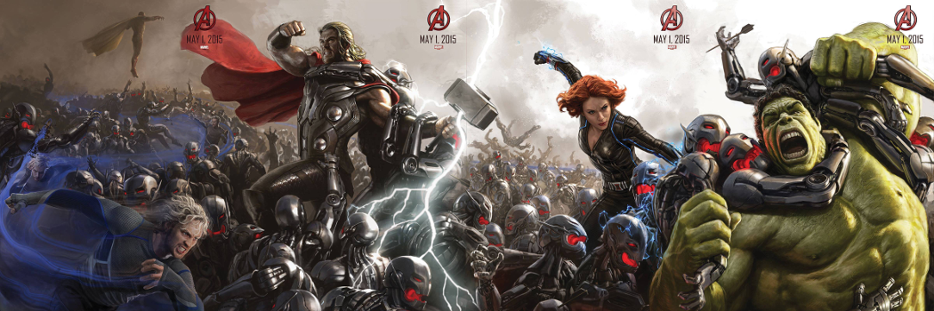 Mighty Marvel Besties: Age of Ultron Reviewed [SPOILERS]