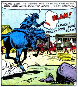 The Rage of Billy The Kid!, Marvel, July 1962