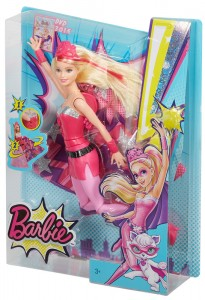 Super Sparkle Barbie from Mattel Inc.