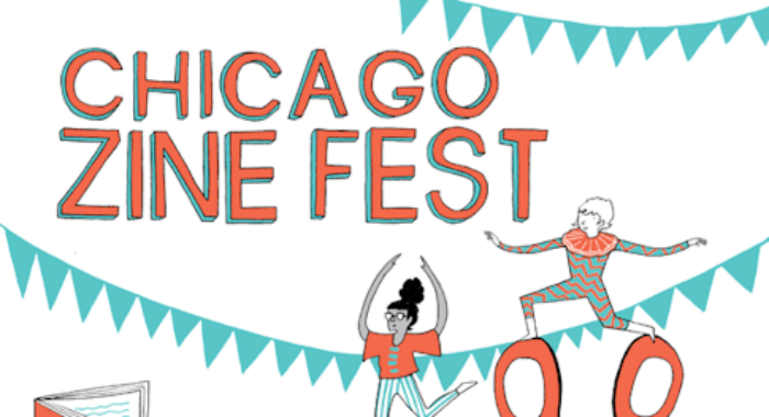 Con Diaries: Chicago Zine Fest