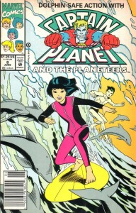 Captain Planet and the Planeteers, Issue #8, Marvel, June 1, 1992
