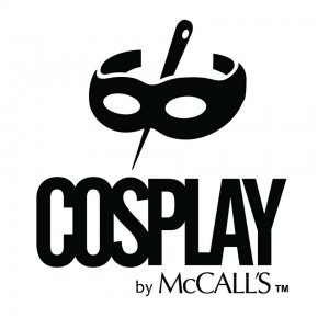 Cosplay by McCalls logo