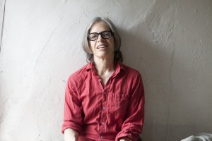 Eileen Myles, photographed by Alice O'Malley