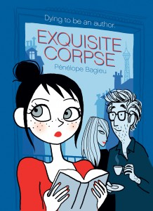 Penelope Bagieu. Exquisite Corpse. May 2015. First Second. Comics.
