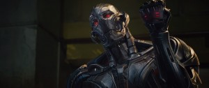 Frame of Ultron from Avengers Age of Ultron. Directed by Joss Whedon. Marvel Studios, 2015.
