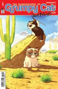 Grumpy Cat Cover