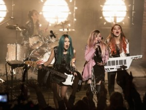 Jem and the Holograms film still, Universal Pictures 2015