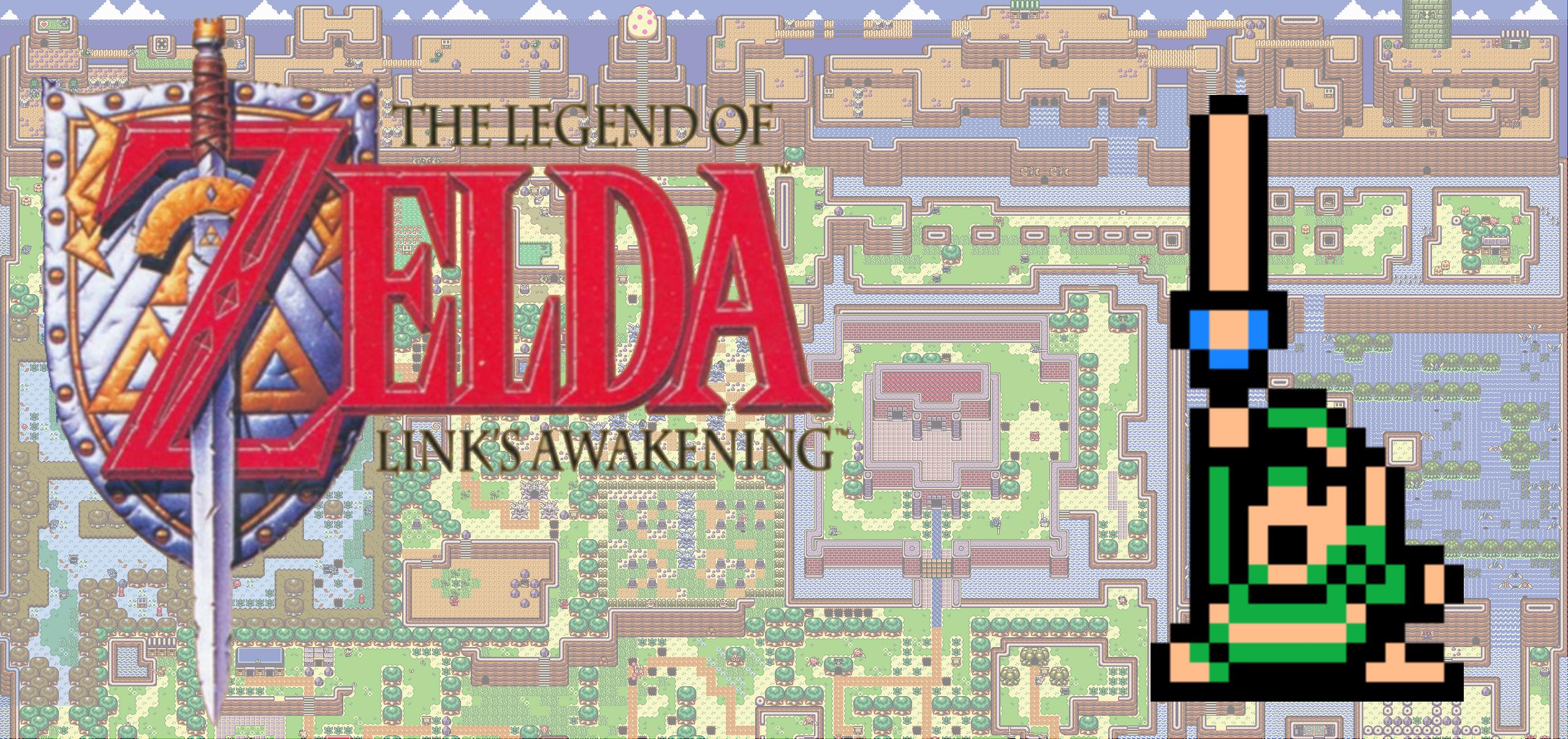 My First Game: Link's Awakening