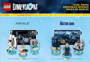 Lego Dimensions Portal and Dr. Who