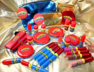 Mac Cosmetics Wonder Woman collection