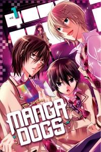 Manga Dogs volume 1, Oct. 2014. © Ema Toyama/Kodansha Ltd. All rights reserved.