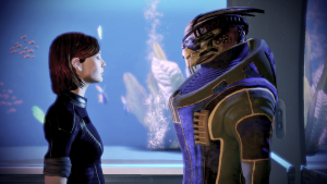 Mass Effect 2 Bioware Carly Smith