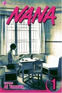 Nana Volume 1, Ai Yazawa, Viz Media, 2005