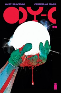 Ody-C #4 by Matt Fraction (W), Christian Ward (A) [Image, 2015]