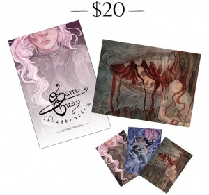 Postcards by Sam Guay