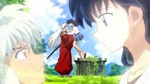 Kagome, Inu-Yasha anime