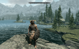 Elder Scrolls V: Skyrim offers all sorts of horrors.