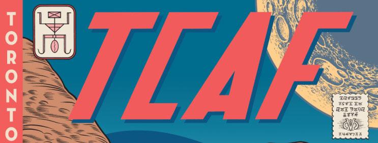 Con Diaries: Toronto Comic Arts Festival (TCAF)
