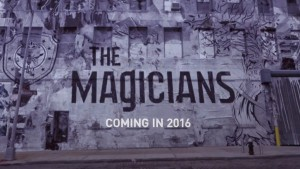 The Magicians Title Promo 2015