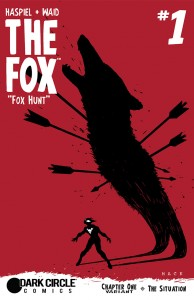 The Fox #1 - Mackvar variant