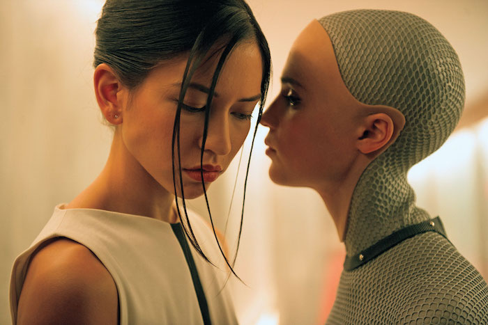 Ex-Machina (Film4 / DNA Films 2014)