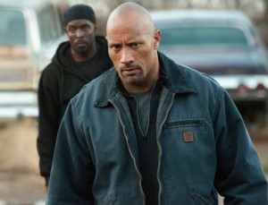 DWAYNE JOHNSON stars in SNITCH