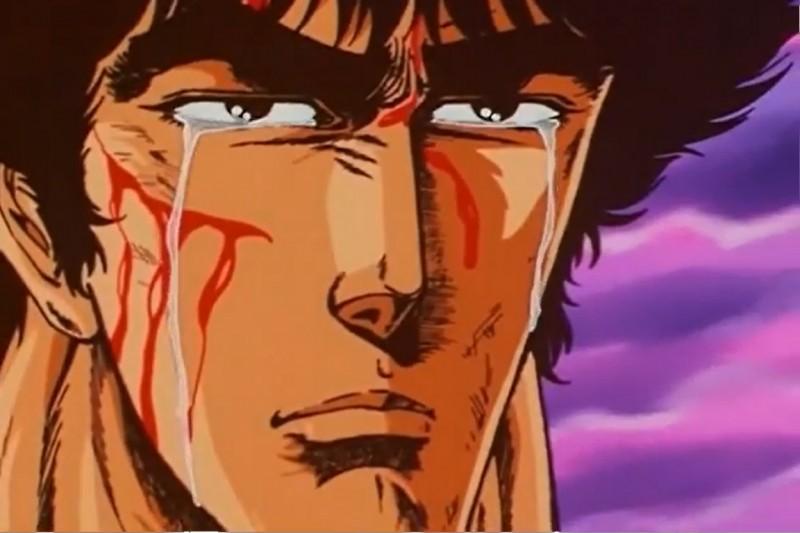 Hokuto No Ken, Seikimatsu Kyūseishu Densetsu: Hokuto no Ken, 世紀末救世主伝説 北斗の拳, Toei, 1984, from Buronson & Hara Tetsuo