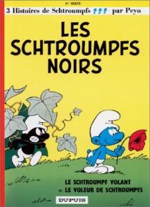 Les Schtroumpfs noirs, Peyo, Yvan Delporte, Dupuis, 1986