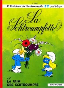La Schtroumpfette Peyo, Yvan Delporte, Dupuis, 1986
