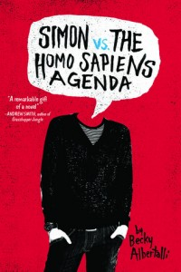 Simon vs the Homo Sapiens Agenda Becky Albertalli  HarperCollins 2015