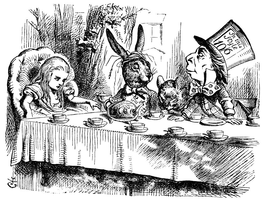 Books That Shaped Me: Alice in Wonderland