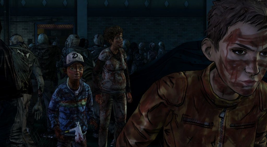 The Walking Dead game Season 2 | Telltale Games 2014)