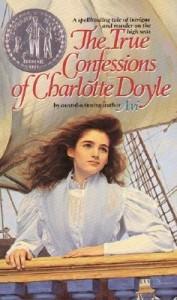 Confessions of Charlotte Doyle, Avi, HarperTrophy, 1992