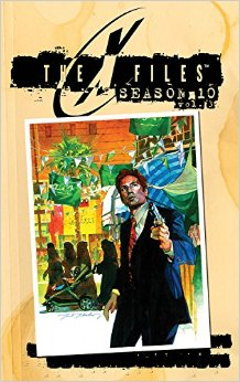 X-Files Season 10 volume 3   IDW Publishing