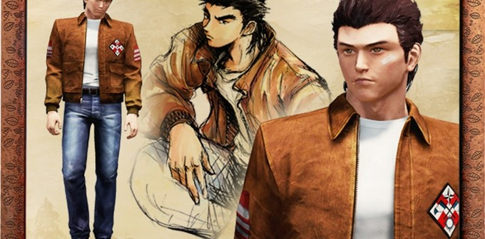 Ryo - On a journey to avenge his father, Shenmue 3 Kickstarter funding page