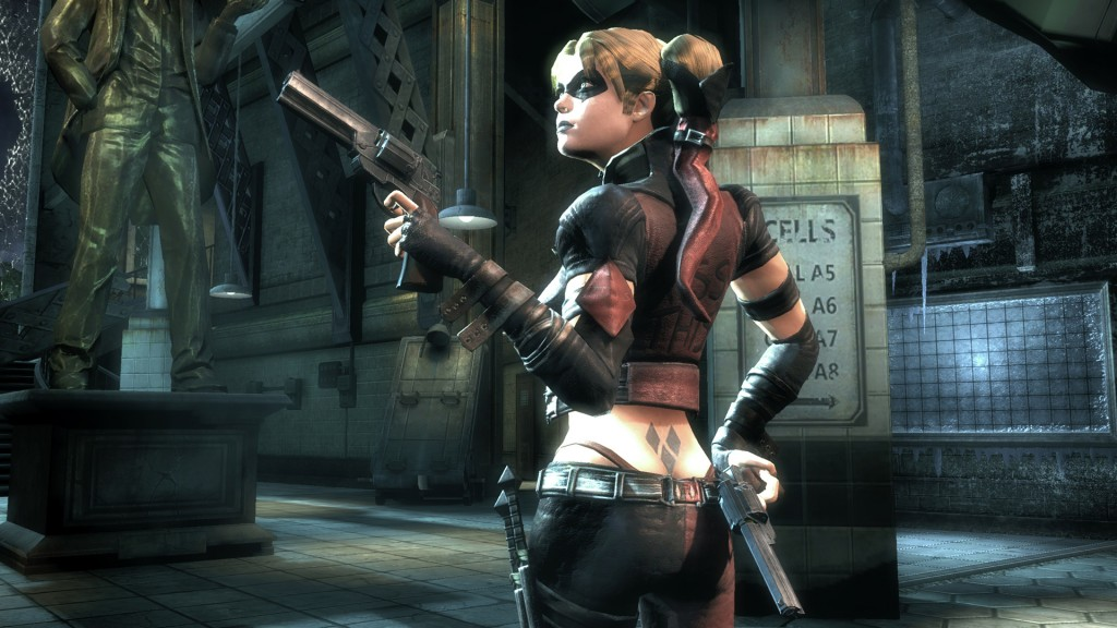 Harley Quinn from Injustice Gods Among Us - Regime