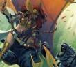 Cover art for Angela: Asgard's Assassin #3, by Stephanie Hans