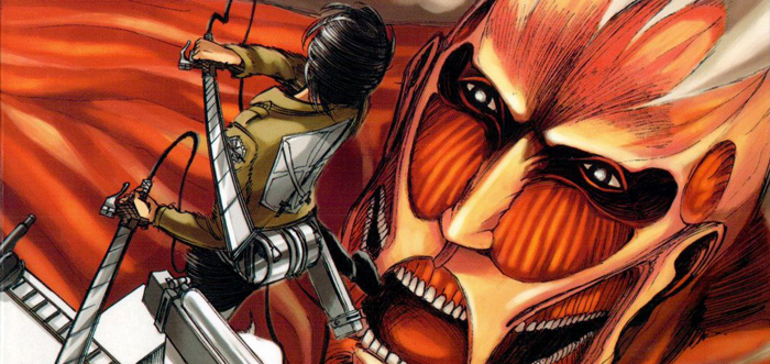 Attack on NYCC: Kodansha Teases Big Manga Announcement
