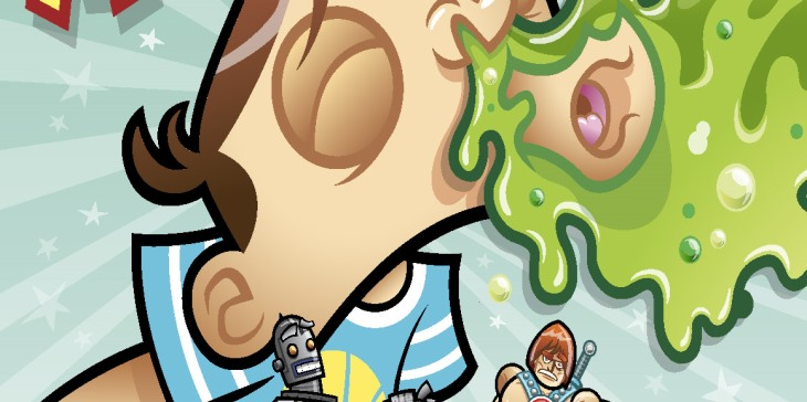 Booger Beard Review: When a Touch of Silly is Just What You Need