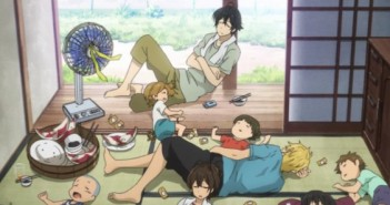 Barakamon. © Satsuki Yoshino/SQUARE ENIX ©NTV,VAP Licensed by FUNimation® Productions, Ltd. All Rights Reserved.