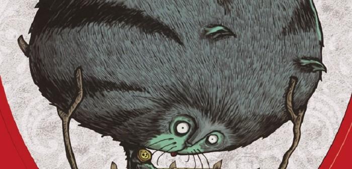 The Cat With the Really Big Head | Titan Comics Creator Roman Dirge