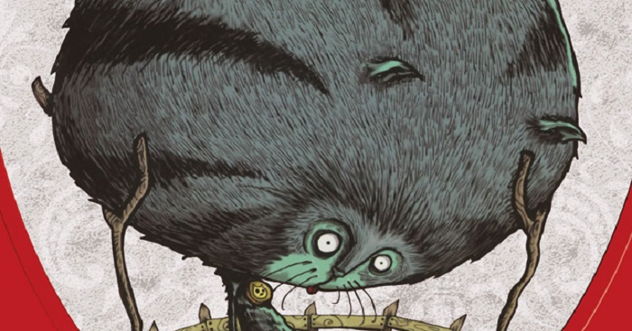 Review: The Cat with a Really Big Head, and One Other Story that Isn't as Good