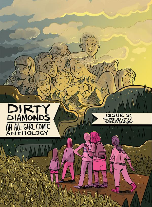 Kickstarter of the Week: Dirty Diamonds #6: Beauty