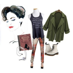 Ginnis - Chastity Polyvore