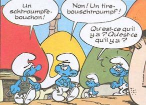 Schtroumpf vert et vert schtroumpf, Peyo, Yvan Delporte, Dupuis, 1986