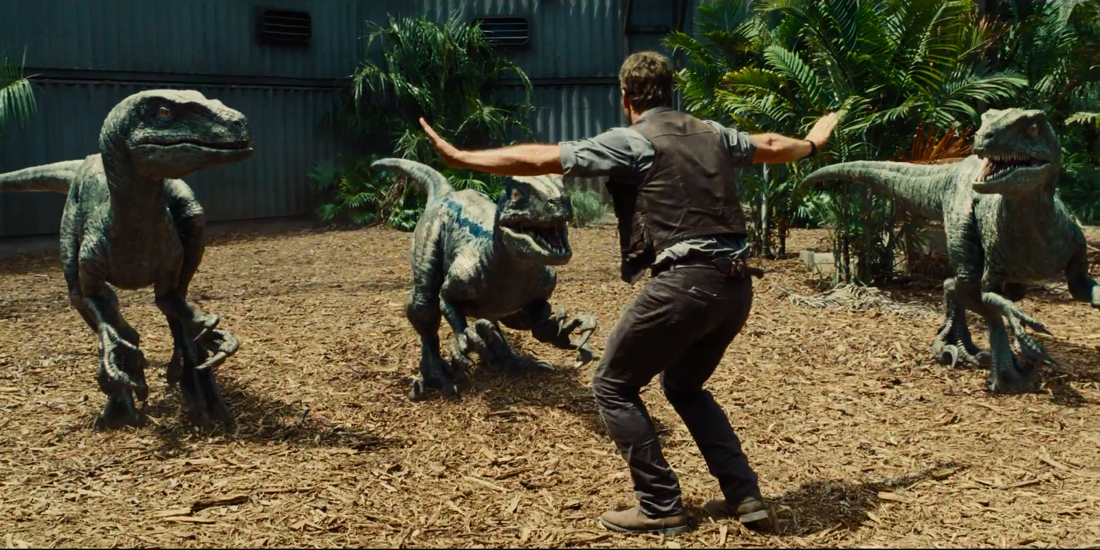 Jurassic World Is Lazy, But You Knew That And Saw It Anyway, Didn't You?