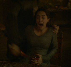 Oona Chaplin as Talisa Stark HBO Game of Thrones