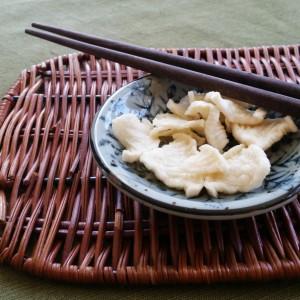 Konomon made per the recipe in Barakamon