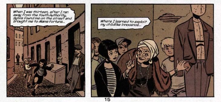 Catwoman MamaFortuna1